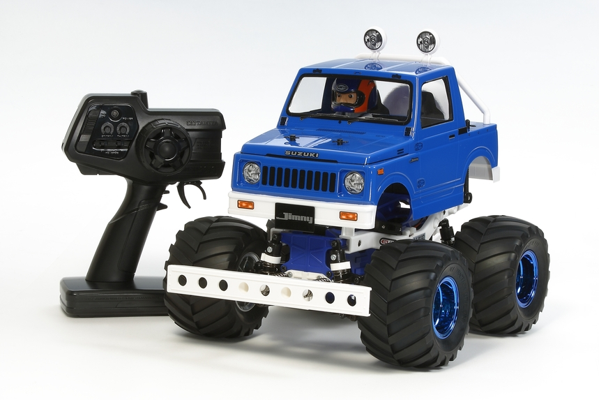 10 Fun Off-Road RTR Trucks from Tamiya