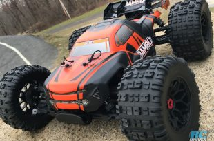 Team Corally Jambo XP 6S 4WD Stunt Truck Review