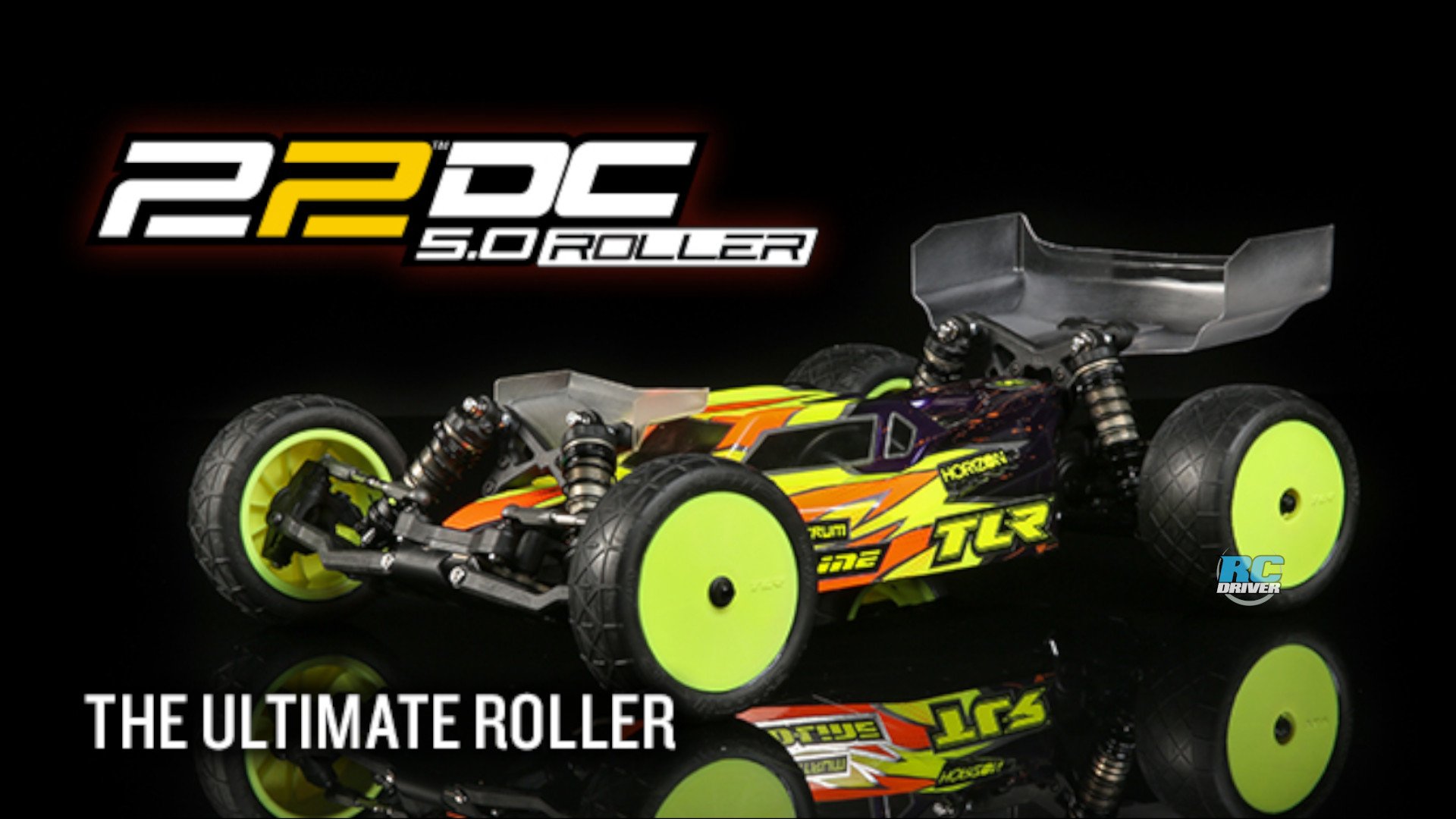 Team Losi Racing 22 5.0 DC Race Roller Buggy
