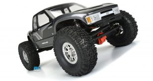 Pro-Line Cliffhanger High Performance Clear Crawler Body