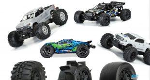 3 Traxxas Rustler 4x4 Build Options Using Pro-Line Gear