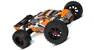 Corally Kronos XTR 6S Rolling Chassis