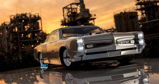 Kyosho Fazer FZ02L Mk2 1967 Pontiac GTO