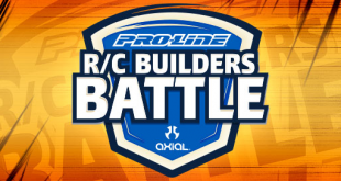 PRO-LINE R/C BUILDERS BATTLE AXIAL SMT10 RAW BUILDER'S KIT EDITION