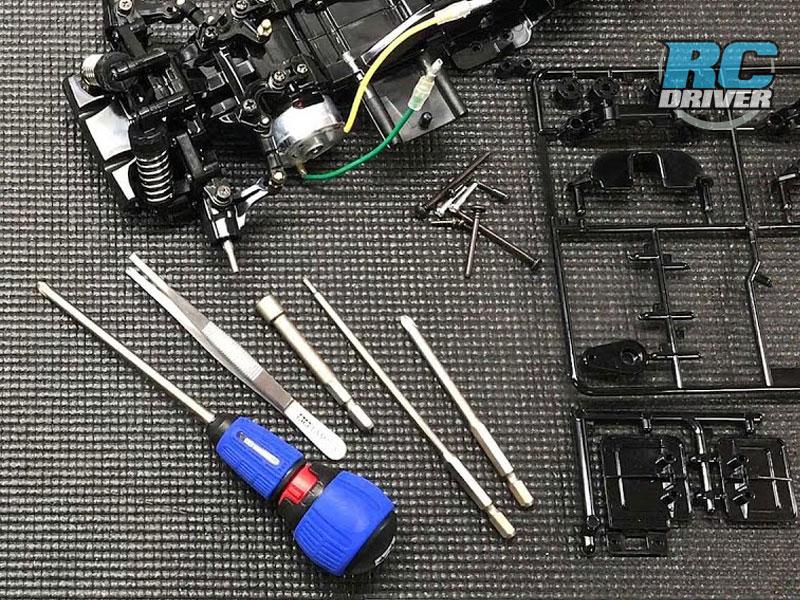 Tamiya Ratcheting Screwdriver Pro & HG Tweezers Overview