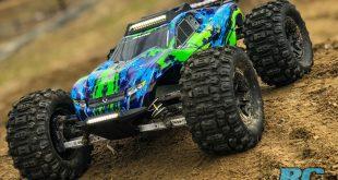 Project Rustler 4x4 VXL Off-Road Lights - Brace Install