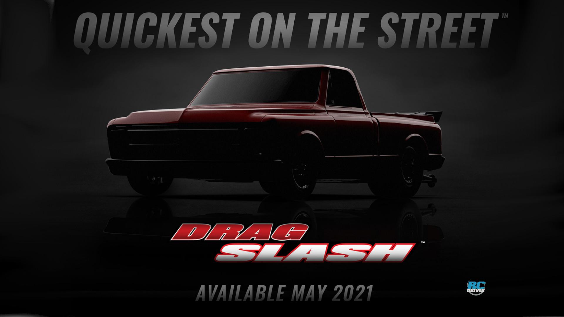 Traxxas Teases Drag Slash—Available May 2021