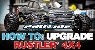 Pro-Line HOW TO: Upgrade Your Rustler 4x4
