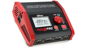 Hitec RDX2 Pro High-Power Dual Port Charger