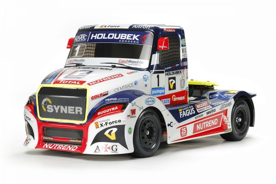 Tamiya Hop-up Option Parts For On-road Race Trucks