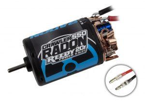Reedy Radon 2 Crawler 550 Brushed Motors