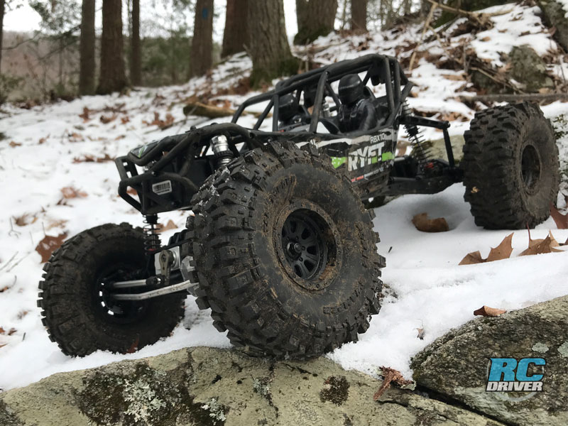 Axial Racing Ryft RC Rock Bouncer Update
