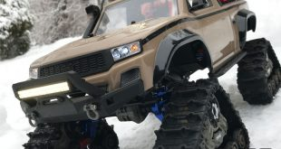 Project Ultimate Traxxas TRX-4 Revisit