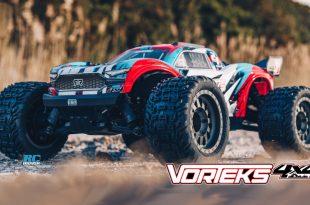 Arrma 1/10 Vorteks 4x4 3S Stadium Truck