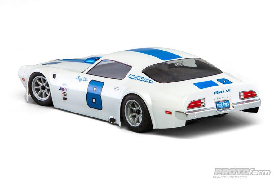PROTOform's Striking VTA Racing Body Offerings