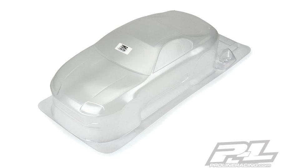 Pro-Line 1995 Toyota Supra Clear Drag Body
