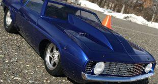 Losi 22S 1969 Camaro No Prep RTR RC Drag Car Review