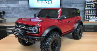 Traxxas TRX-4 2021 Bronco