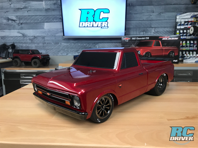 Traxxas Drag Slash Chevrolet C10 Review