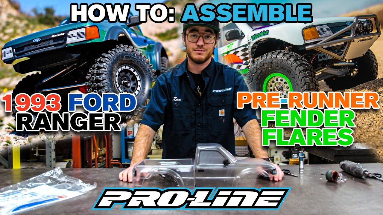 "Pro-Line Interco Black Mamba 2.6"" Mud Terrain Tires & Vice CrushLock Removable Hex Bead-Loc Wheel"