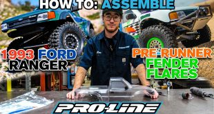 Pro-Line HOW TO: Assemble 1993 Ford Ranger and Pre Runner Fender Flares