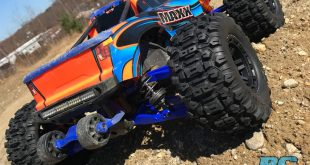 Project Traxxas Maxx Phase 2 PT3