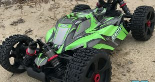 Team Corally Radix4 4WD Buggy Review