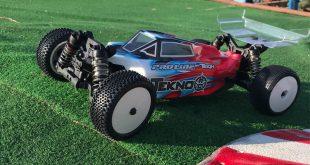 Tekno EB410.2 1/10th 4WD Buggy Kit Follow-Up
