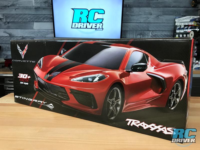 Traxxas 4-Tec 3.0 Chevrolet Corvette Stingray First Look