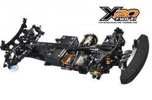 Serpent Medius X20FWD '21 Carbon Touring Car