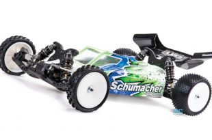 Schumacher Cougar LD2 2WD Buggy