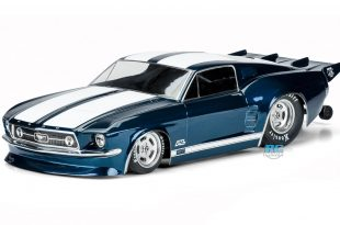 Pro-Line 1967 Ford Mustang Clear Drag Body