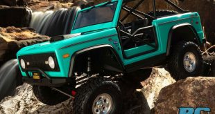 Axial SCX10 III Early Ford Bronco 4WD RTR