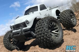 Pro-Line Racing Tough-Color Gray RC Car Body
