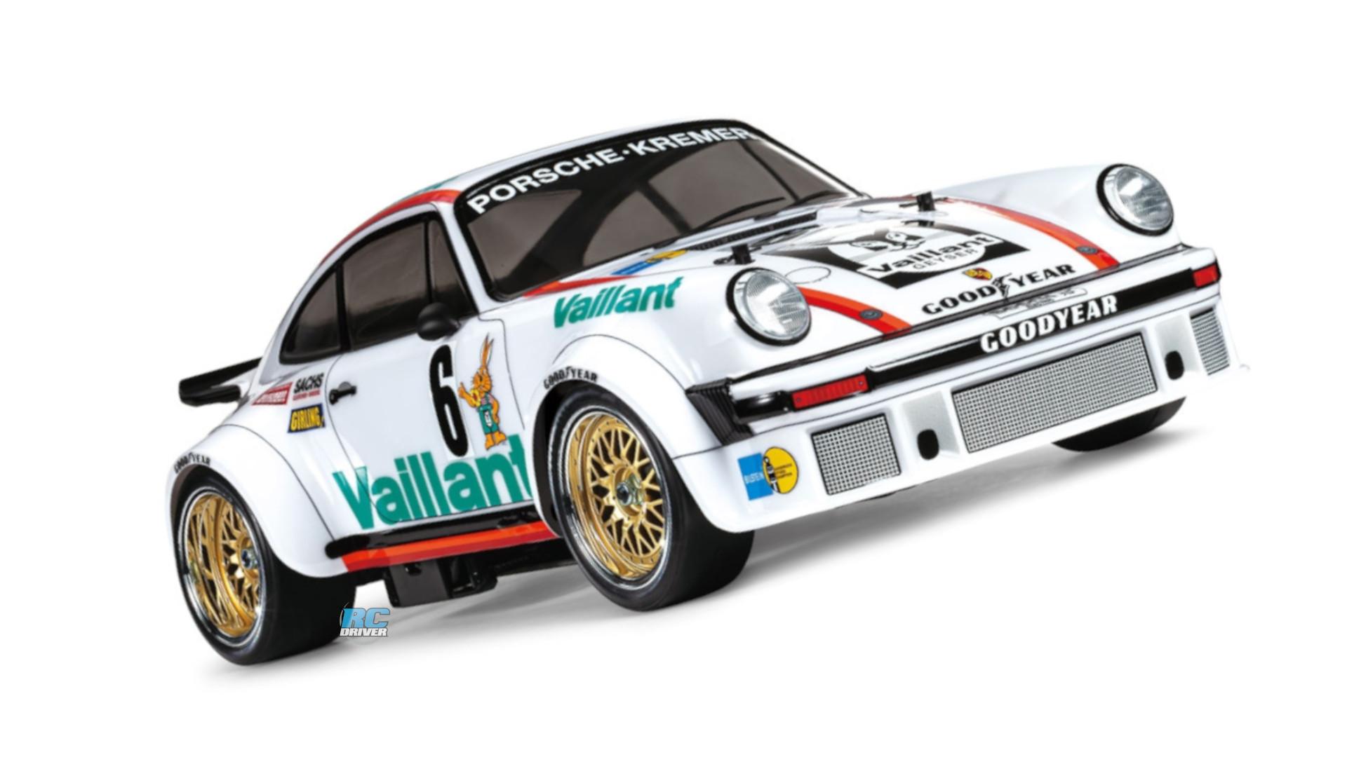 Tamiya 45th Anniversary Porsche 934 Coupe Vaillant