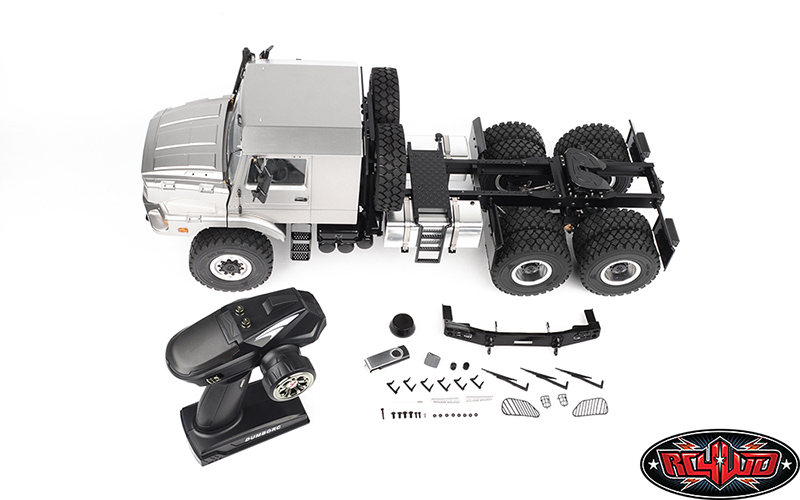 RC4WD Releases New 6x6 And 8x8 Trucks