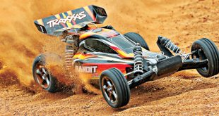 Traxxas Bandit Performance Boost With Pro-Line Gear