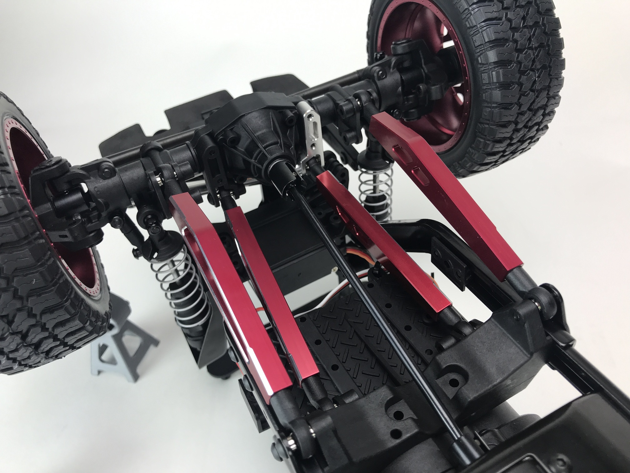CEN Racing KAOS Aluminum Suspension Parts