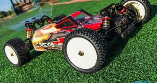 LC Racing LC10B5 4WD Competition Buggy Review