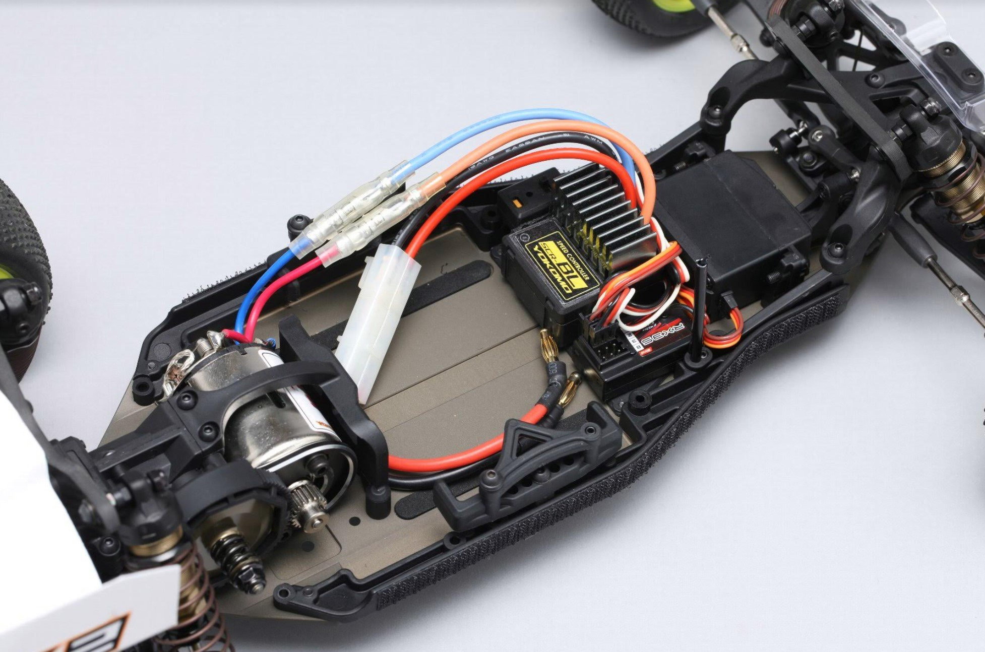 Yokomo YZ-2 Factory Assembled 2WD Off-Road Buggy