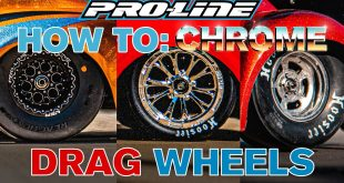 Pro-Line HOW-TO: Chrome Your Drag Wheels
