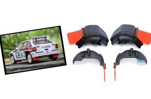 LC Racing PTG-2 Rally Car Option Parts