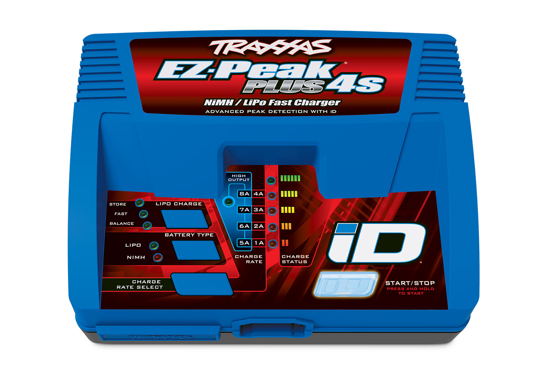 Traxxas EZ-Peak Plus 4S Fast Charger
