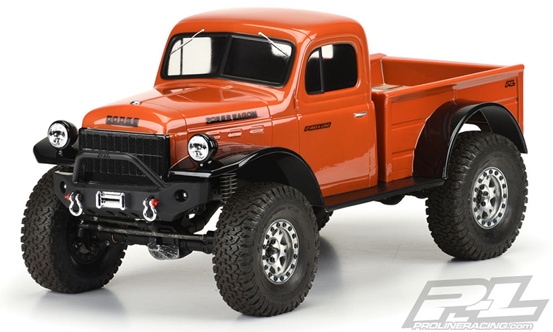 Pro-Line To The Rescue With 3 Conversions For Your 4x4