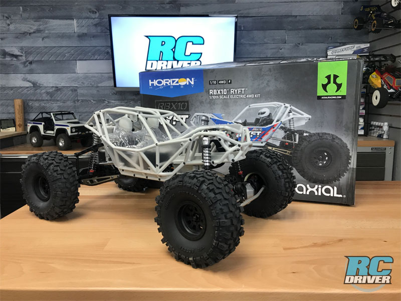Axial Racing Ryft RBX10 RC Car Unboxing & Overview