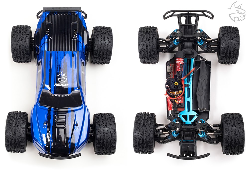 Redcat Volcano EPX Pro Gets A Complete Makeover
