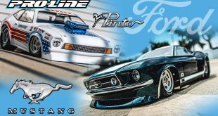 Proline drag car body