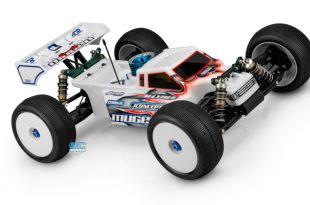 JConcepts F2 1/8-Scale Truck Body