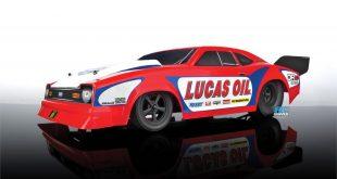 Team Associated DR10 Pro Reakt RTR Drag Car