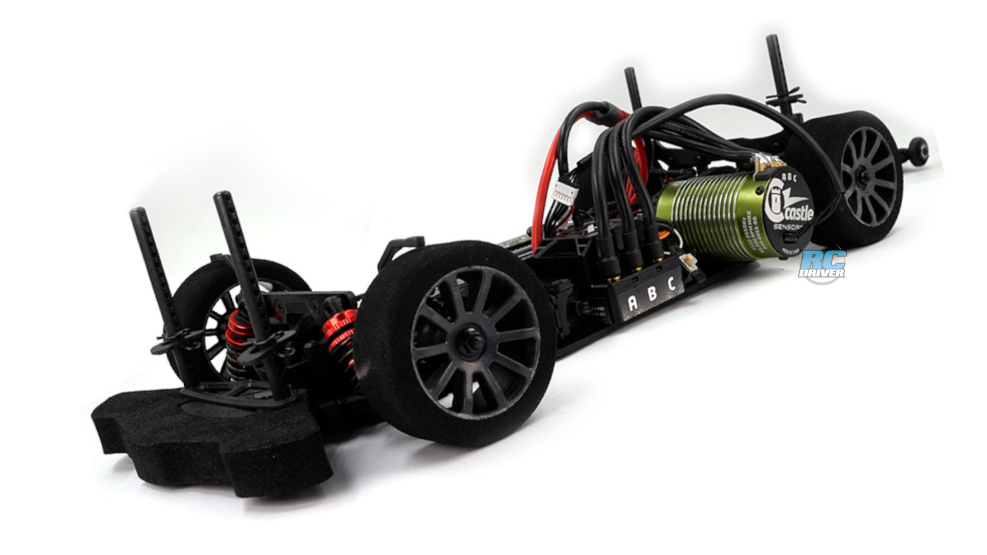 Xpress Dragnalo DR1S 1/10 Touring And Drag Car